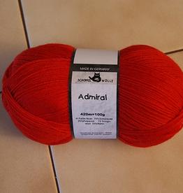 Yarn KNIT RED - SOCK HEART KIT