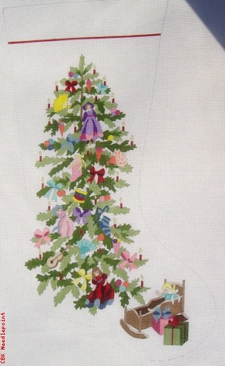 Canvas VICTORIAN TREE  XS2701