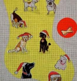 Canvas MULTI DOGS  PR010