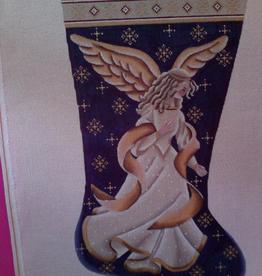 Canvas NATIVITY ANGEL  1300