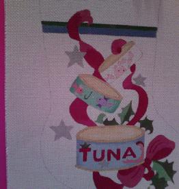 Canvas TUNA KITTY SOCK  197