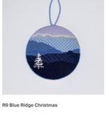 Canvas BLUE RIDGE CHRISTMAS  R9