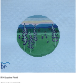 Canvas LUPINE FIELD  R14