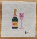 Canvas ROSE' ALL DAY  KCD1226