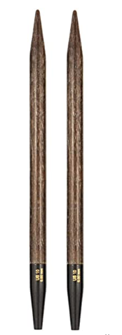 """Needles LYKKE  TIPS # 9  -  3.5"""" TIPS GROVE"""