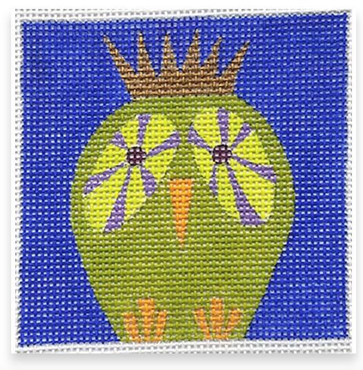 Canvas OWL KING  ZE659