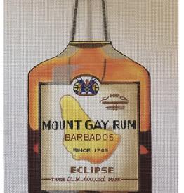 Canvas MOUNT GAY RUM  F152