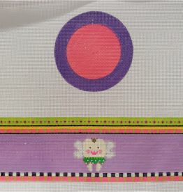 Canvas TOOTH FAIRY HINGED BOX  FSR68