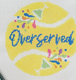 Canvas OVERSERVED  WS036W
