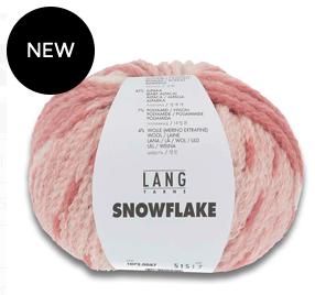 Yarn SNOWFLAKE - LANG