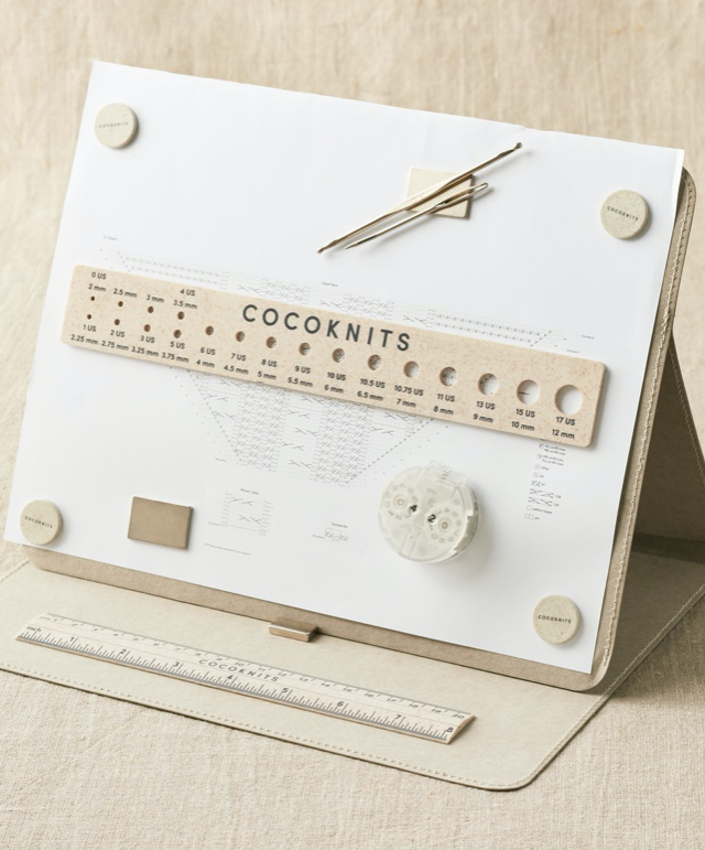 Accessories MAKERS BOARD GRAY  - COCOKNITS