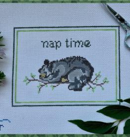 Canvas NAP TIME BEAR  T14