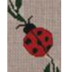 Canvas LADYBUG BOOKMARK  BKM104