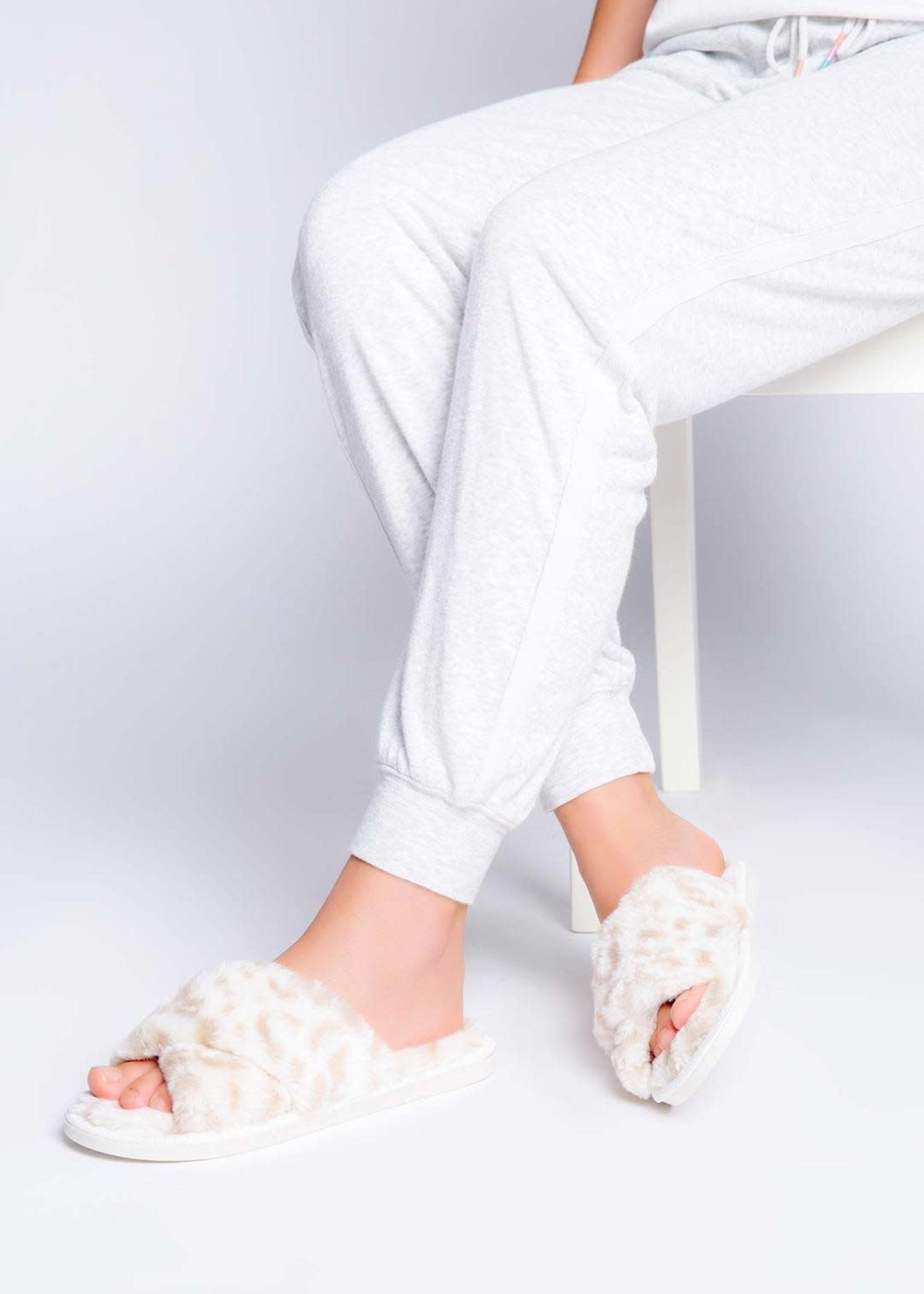Pj slippers-animal