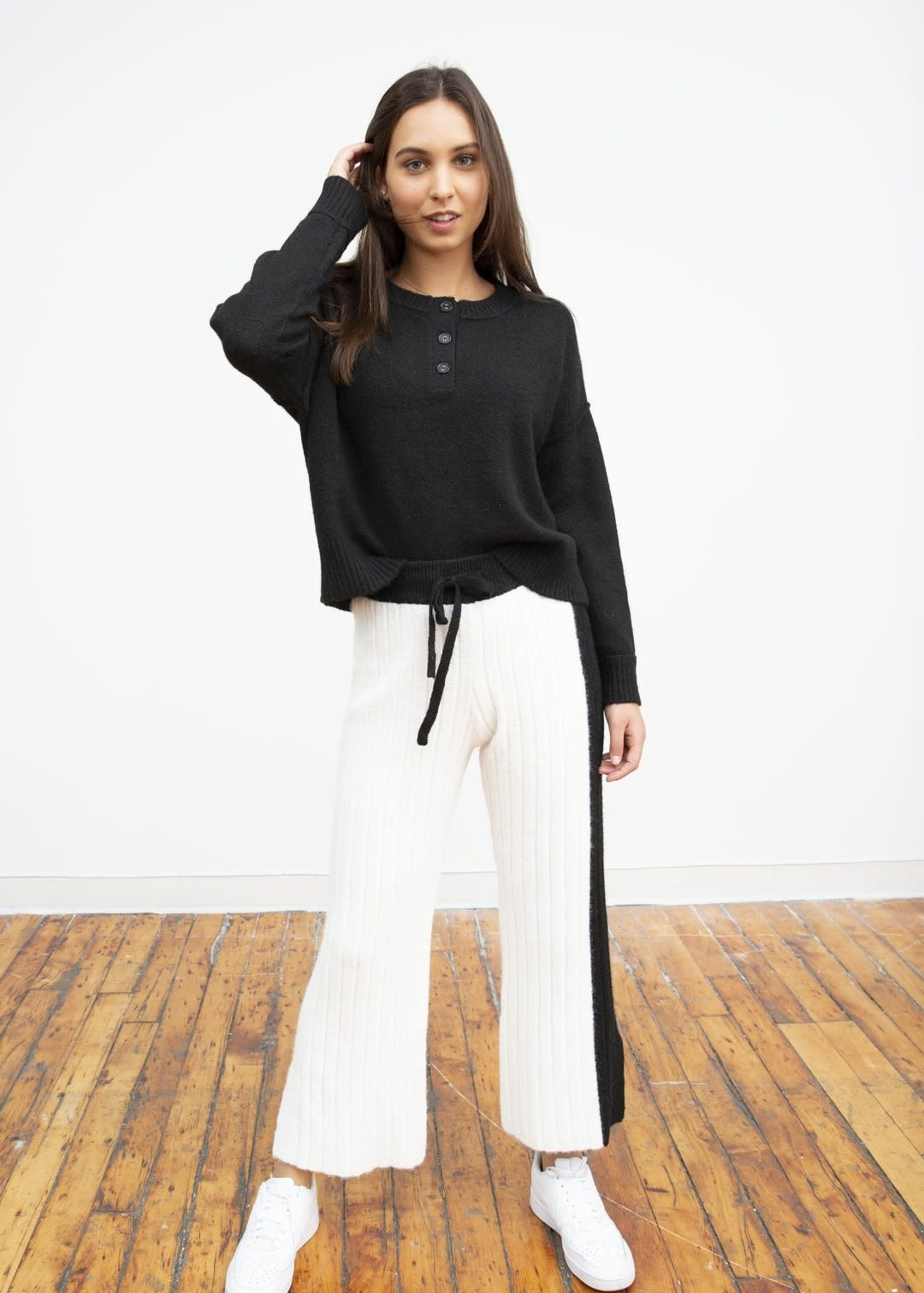 Acacia Sweater Black