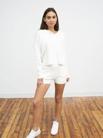 Central Park West Acacia Sweater White