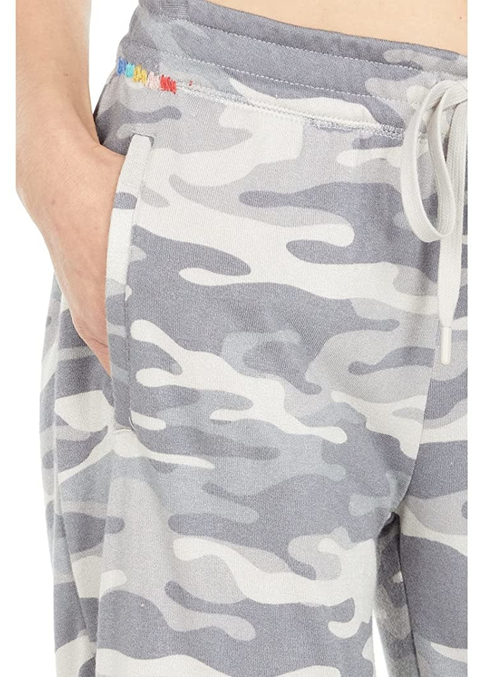 pj salvage Camo Cool M. Grey BND Pant