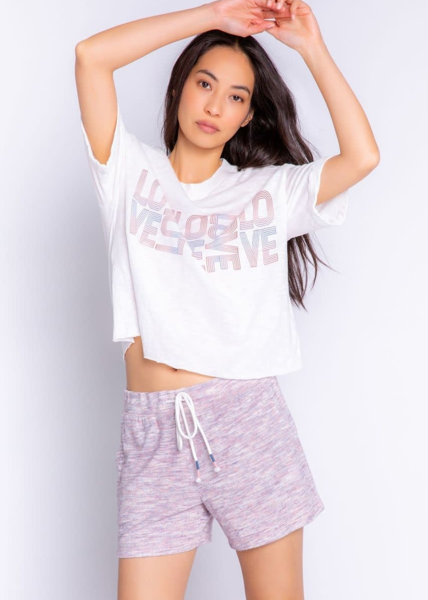 pj salvage Spaced Out Multi Short