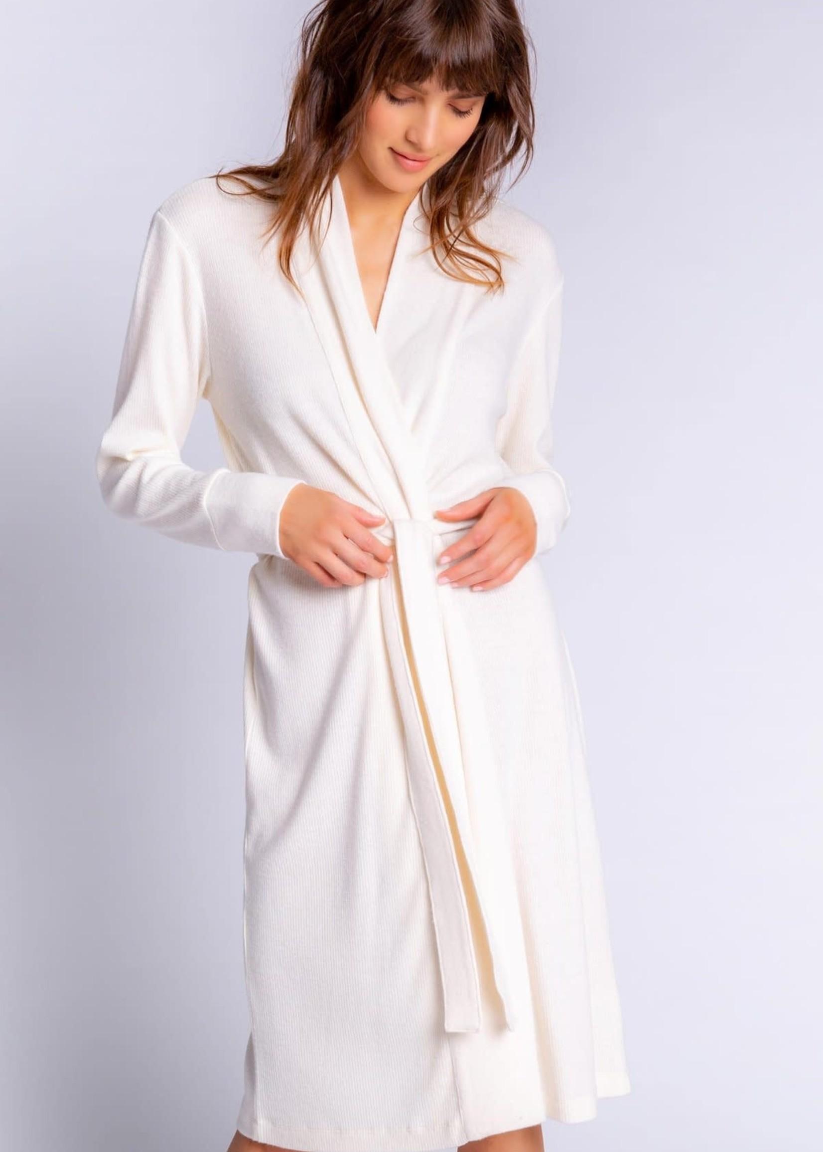 pj salvage Essential Robe Stone