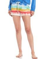 pj salvage Rainbow Sun Blue Short