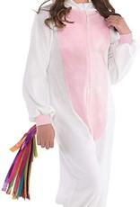 Unicorn Zipster Girls Costume