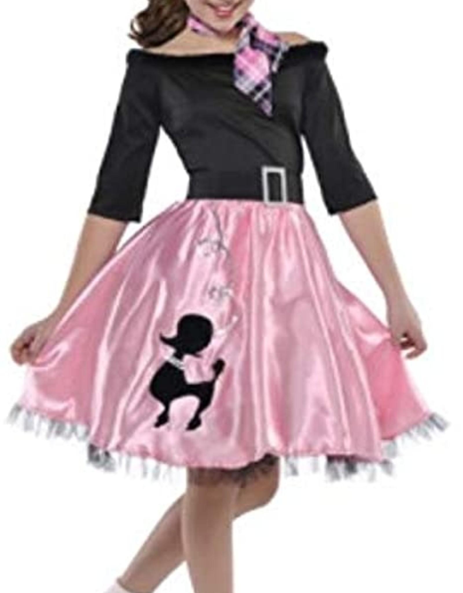 Miss Sock Hop Girl Costume