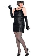 Flashy Flapper Costume WXXL