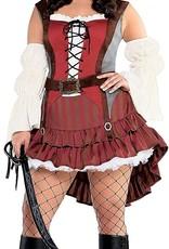 Castaway Pirate Women's Costume