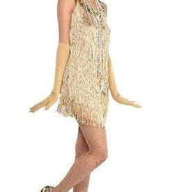 Charleston Champagne Flapper Women's Costume