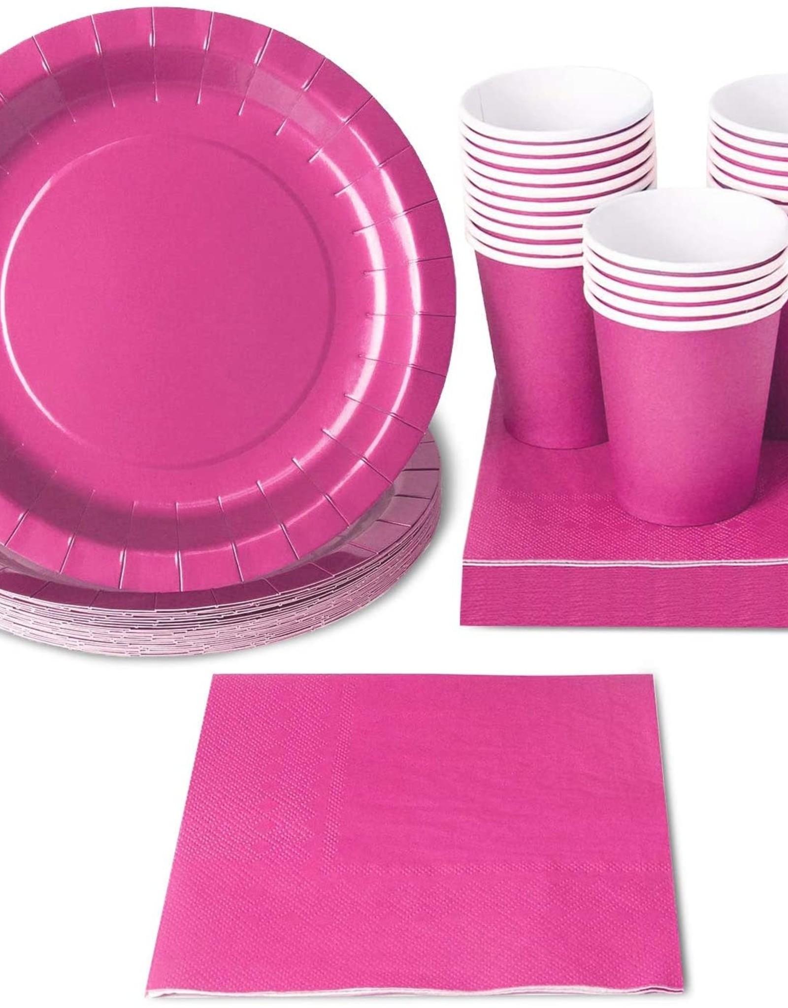 Party Dinnerware Set Serves 24