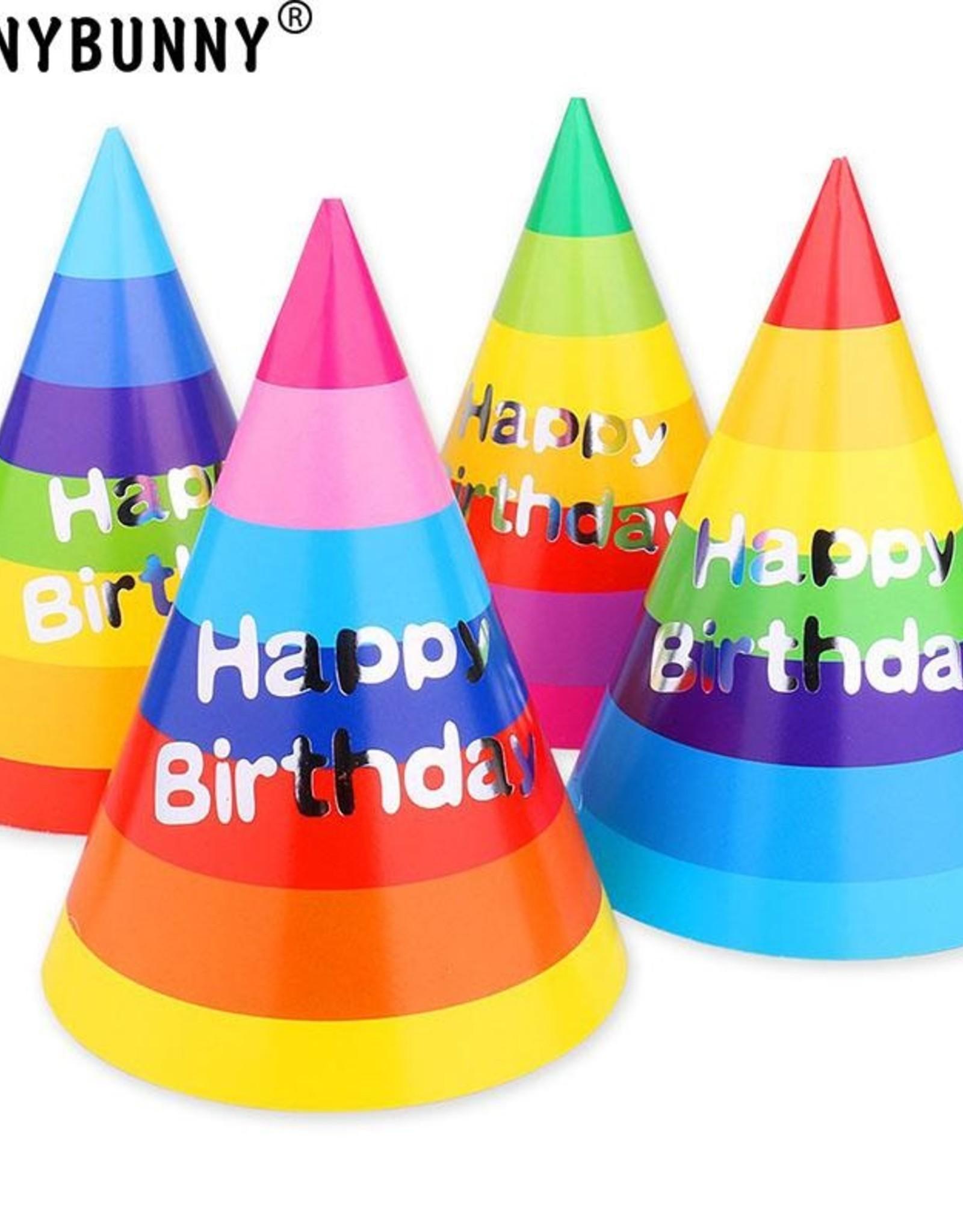 Happy Birthday Party Hats