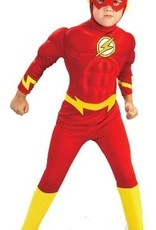 FLASH MUSCLE SUIT COSTUME