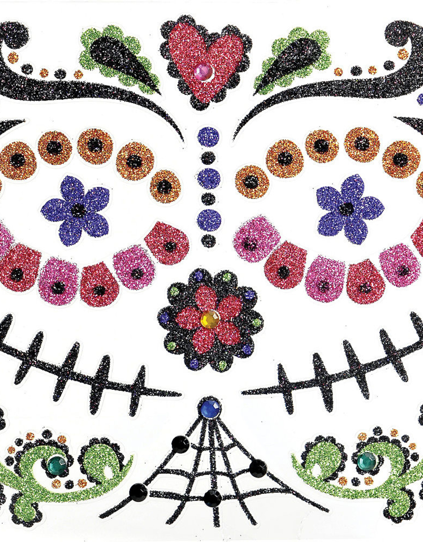 Day of the Dead Body Jewelry