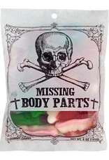 Gummy Missing Body Parts
