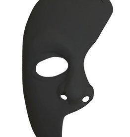 Phantom Costume Mask-Black