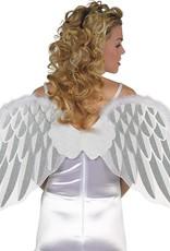 WINGS WHITE MARABOU ANGEL