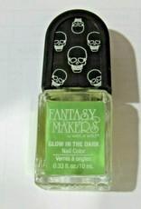 Wet N Wild Fantasy Makers Halloween Nail Color Polish Glo' Money Glo