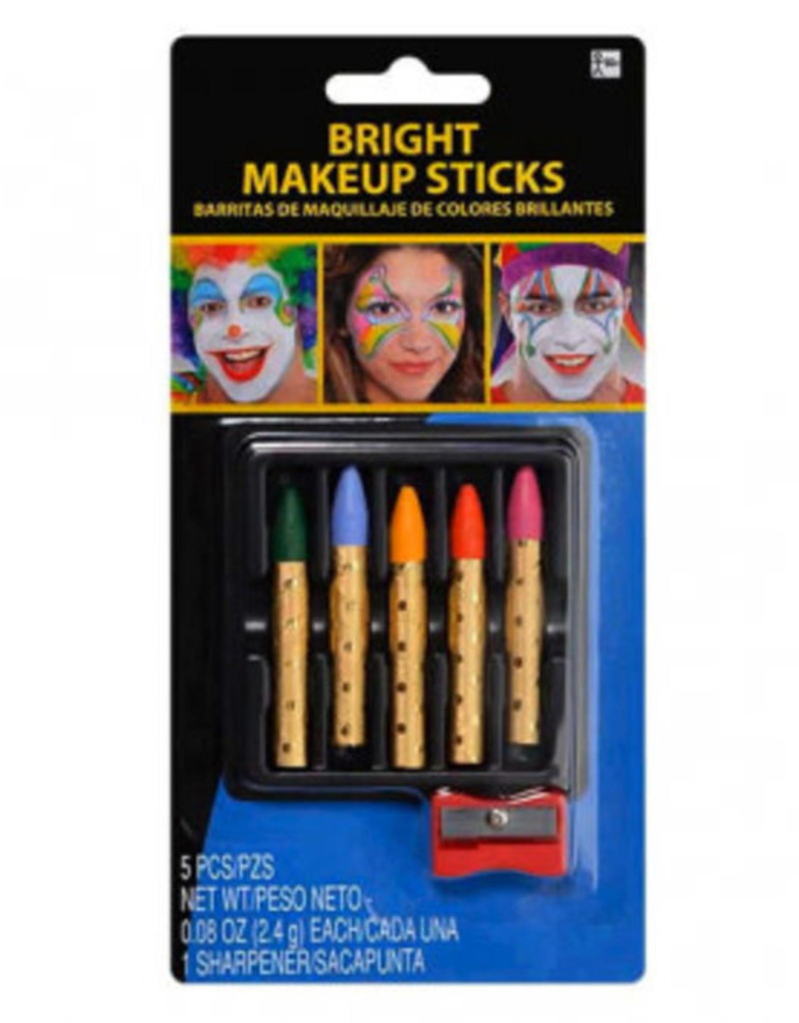 Bright Makeup Sticks