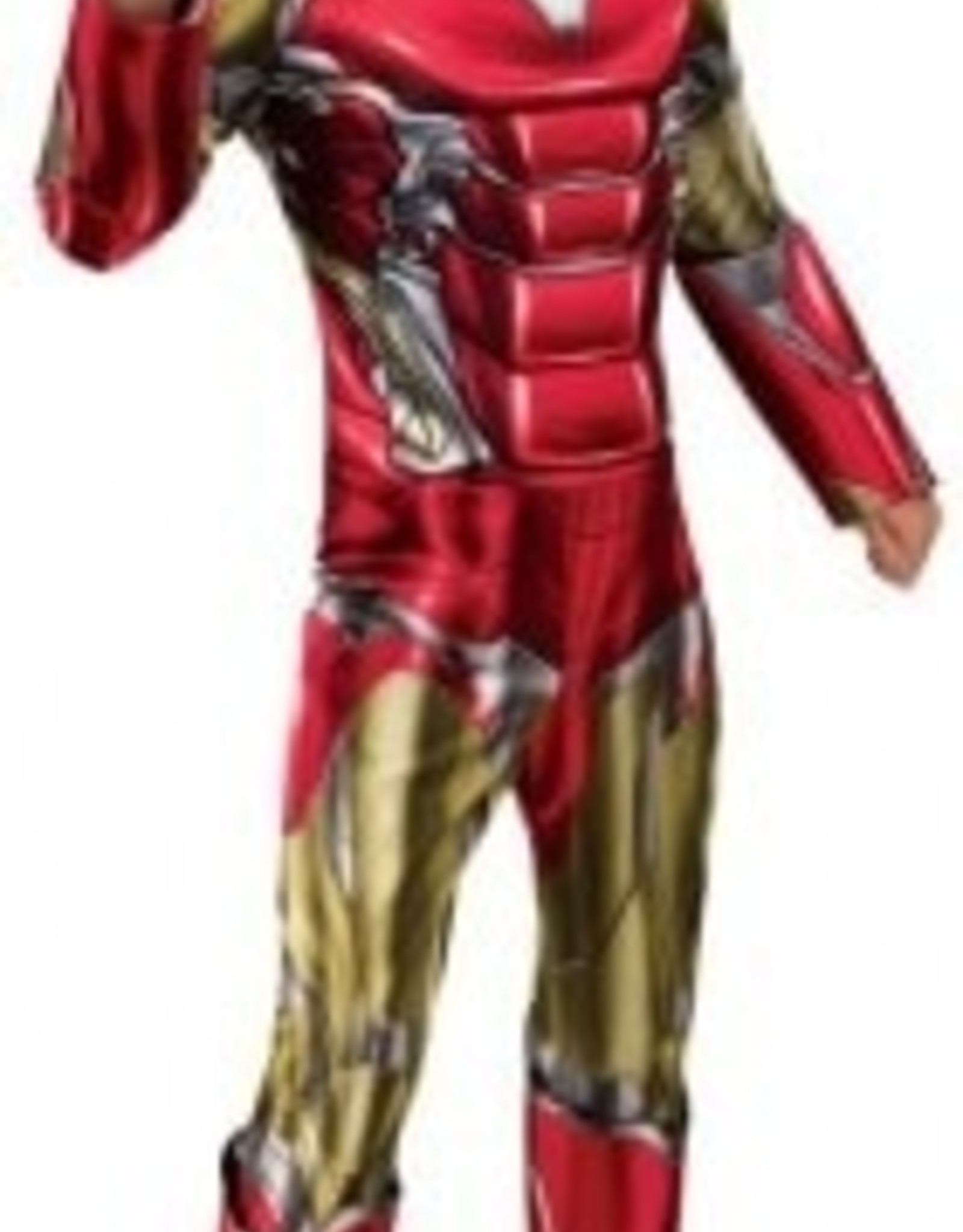 IRON MAN MUSCLE CHEST SUIT LG
