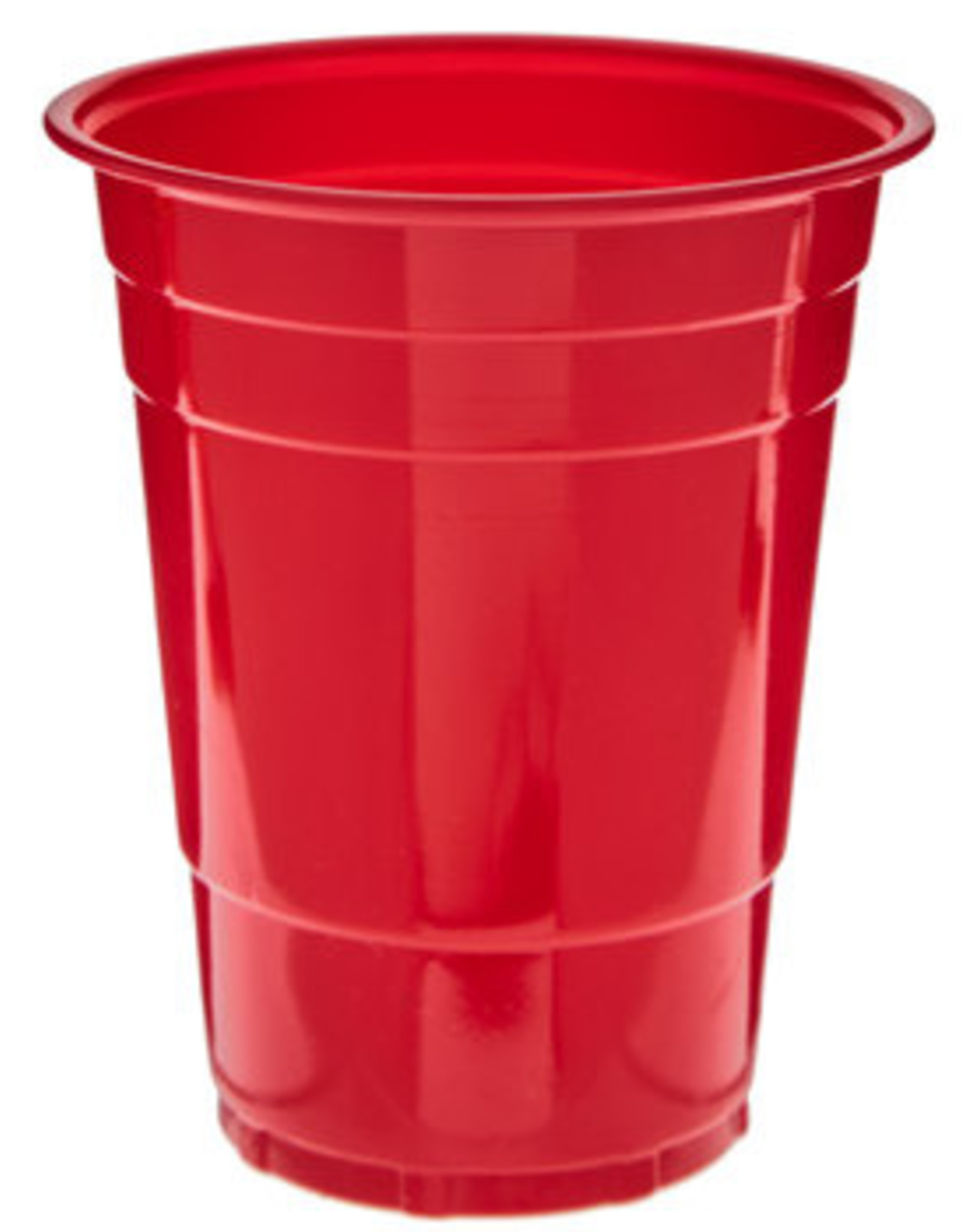Red Plastic Cups 12 pk