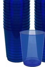 Blue Plastic Cups 12 pk