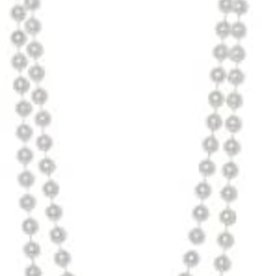 NECKLACE FAUX PEARL 20S