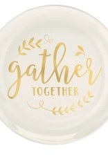 """Gather Together 10 1/2"""" Coupe Plates  20ct"""
