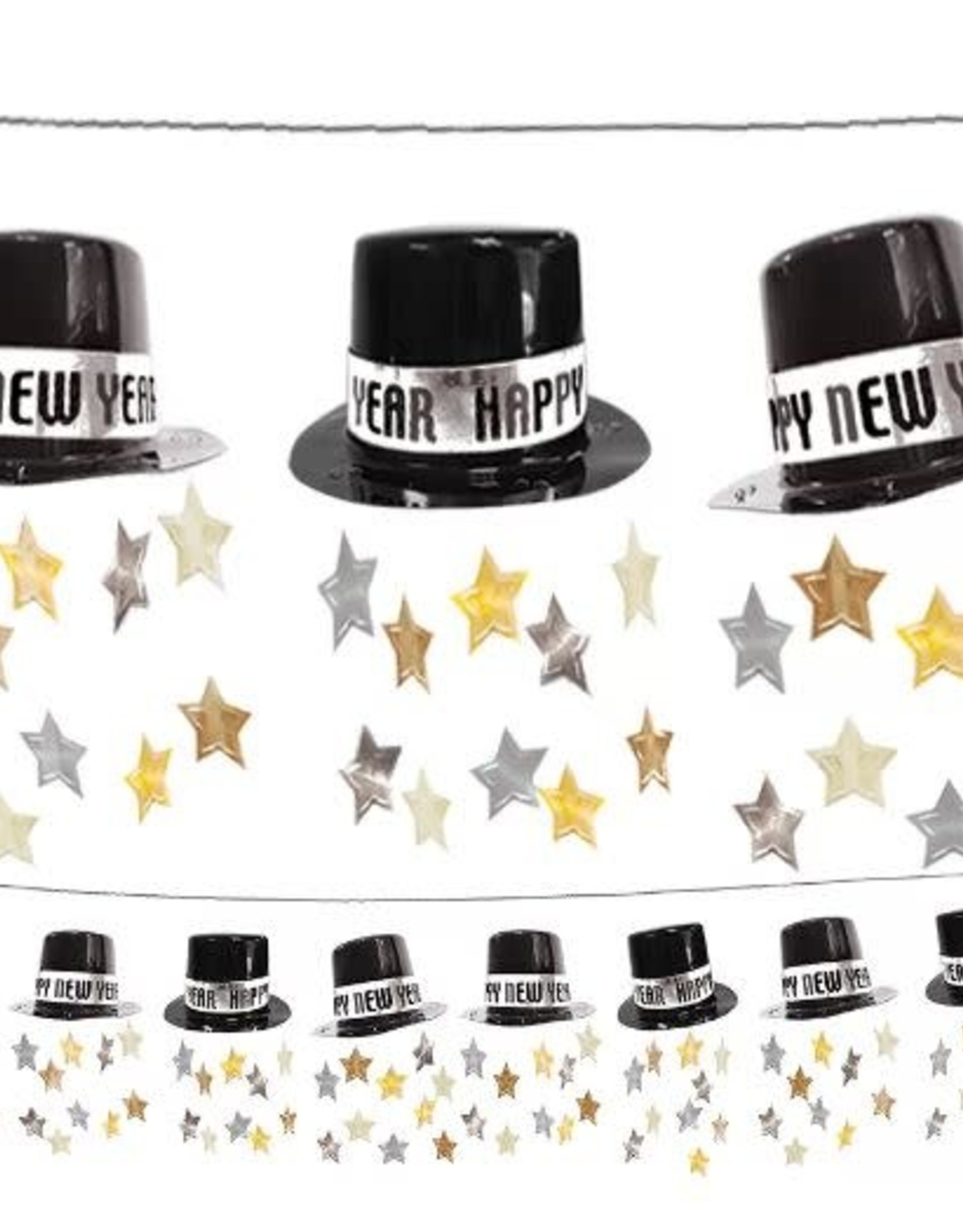 New Years Top Hat Garland