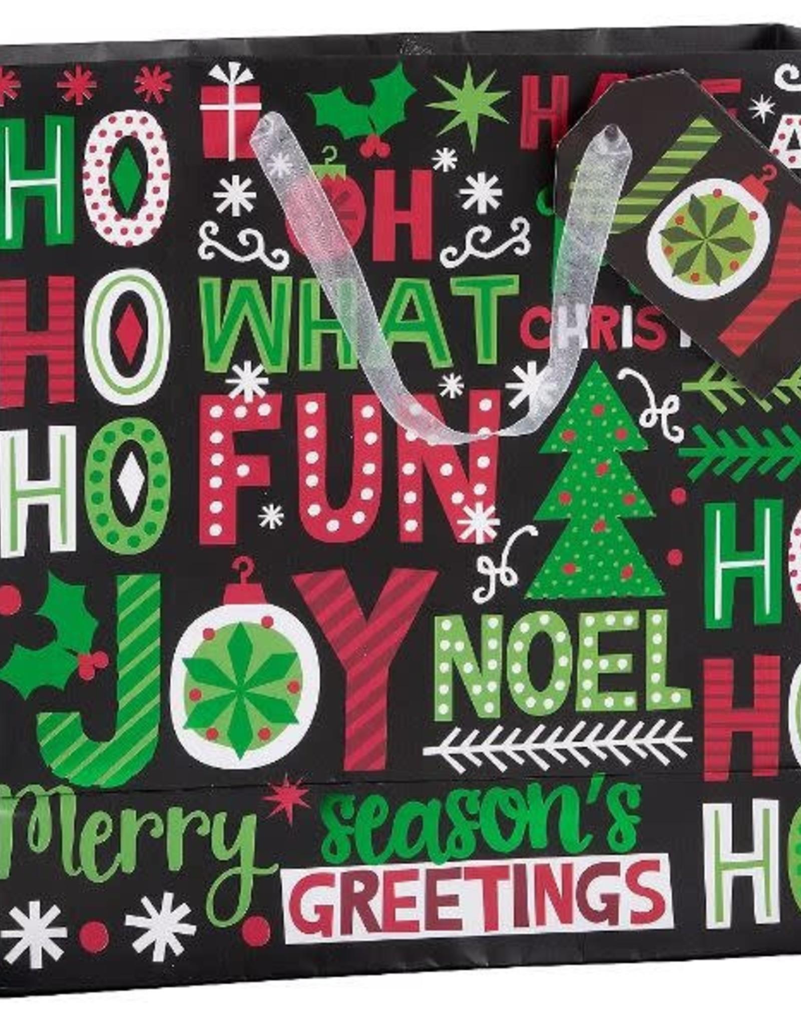 Joyful Holiday Gift Bag