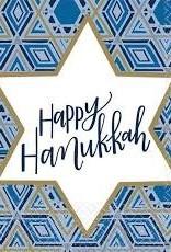 Hannukah Festival of Lights Luncheon Napkins