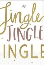Jingle Jingle Jingle Holiday Napkin