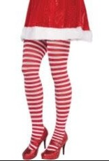 Candy Stripe Adult Standard Tights