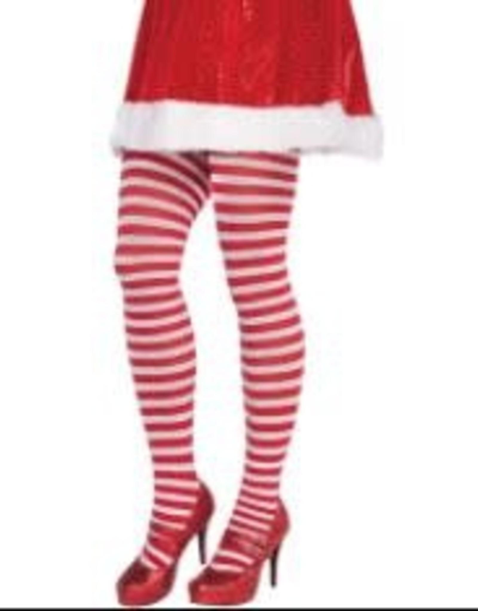 Candy Stripe Child S/M Tights