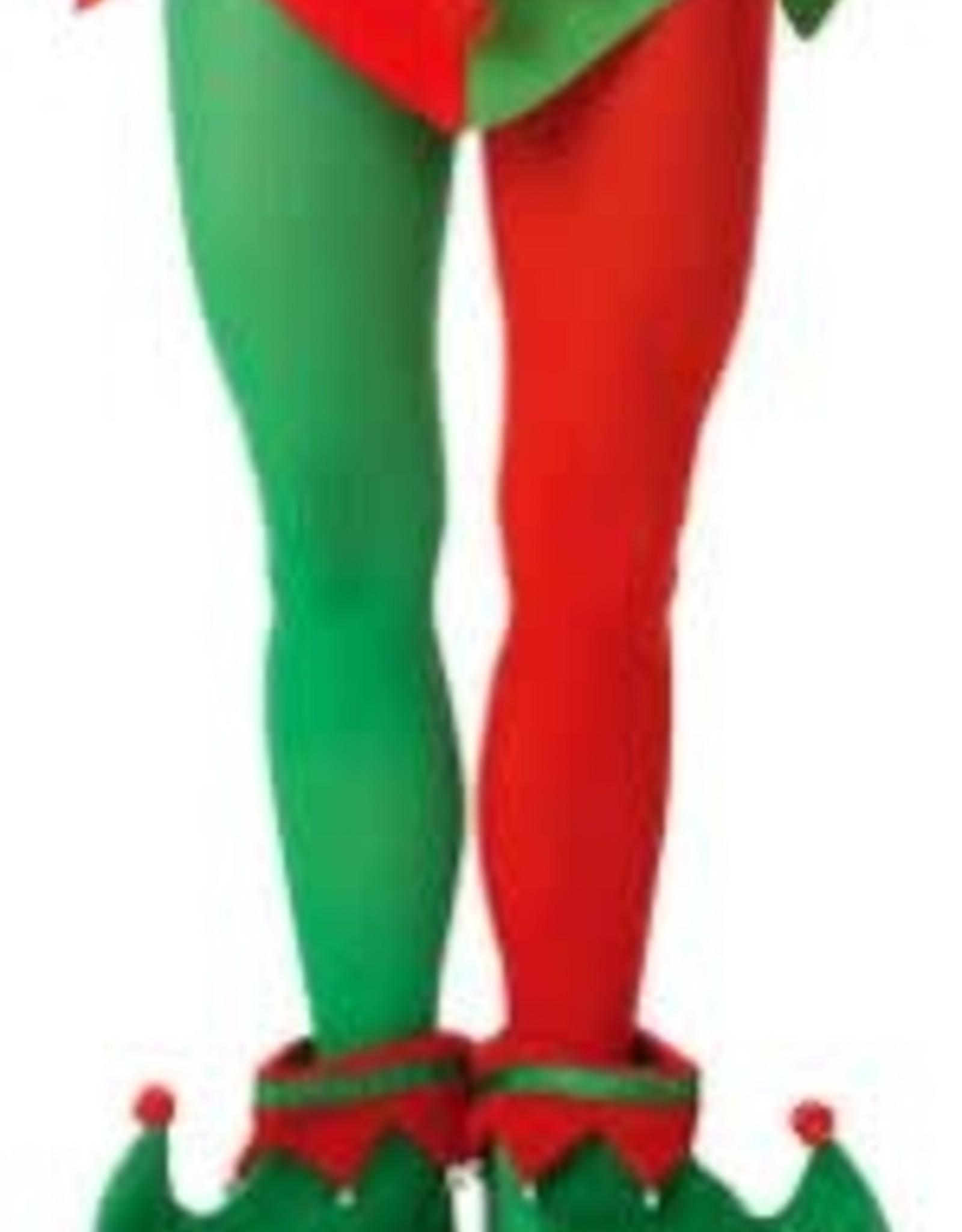 Elf Tights Adult Standard